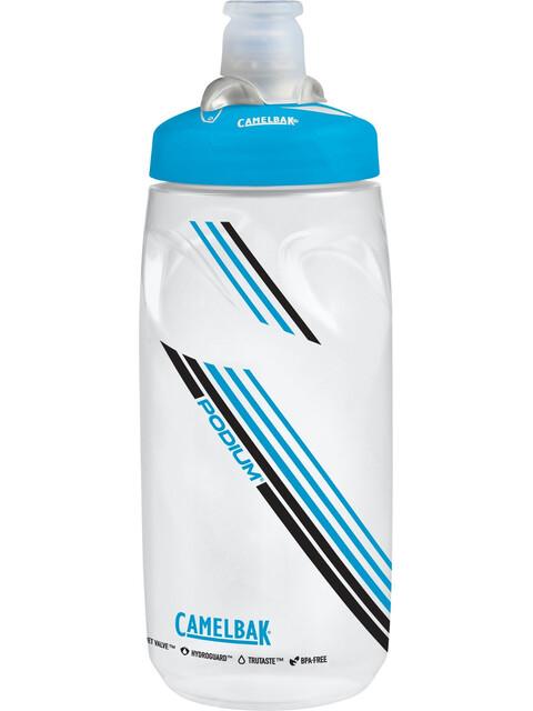 CamelBak Podium - Bidon - 620ml bleu/blanc
